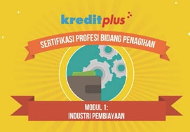 <h4><font style='font-weight: bold;color:#fff;'>Kreditplus Collector Certification e-Learning Module</font></h4>Kreditplus e-Learning is the educational tools for Kreditplus debt collector to be able to pass Otoritas Jasa Keuangan (OJK) collector certification exam.